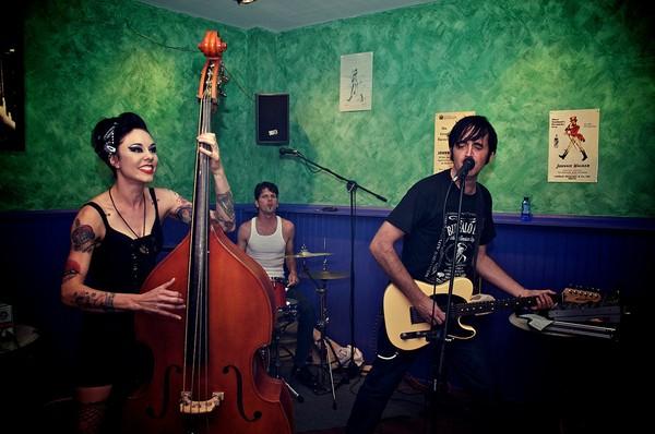 Jonny Barber & The Rhythm Razors - Hot Tea / Dance Hall Night