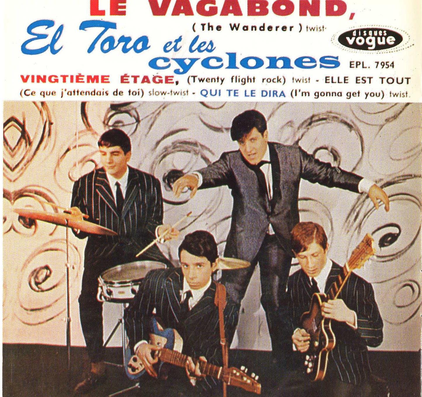El Toro Et Les Cyclones Oncle John